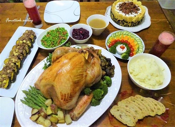 感謝祭 Dinner_d0356844_14401980.jpg