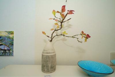 「鋳銅と陶」展_a0197647_08275706.jpg