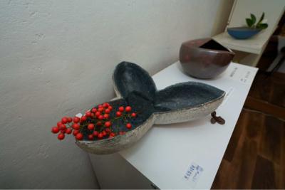 「鋳銅と陶」展_a0197647_08283408.jpg