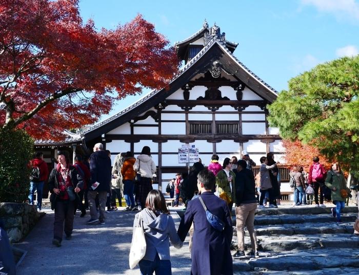 嵯峨・嵐山めぐり、3、天竜寺  2019-12-08 00:00    _b0093754_21531766.jpg
