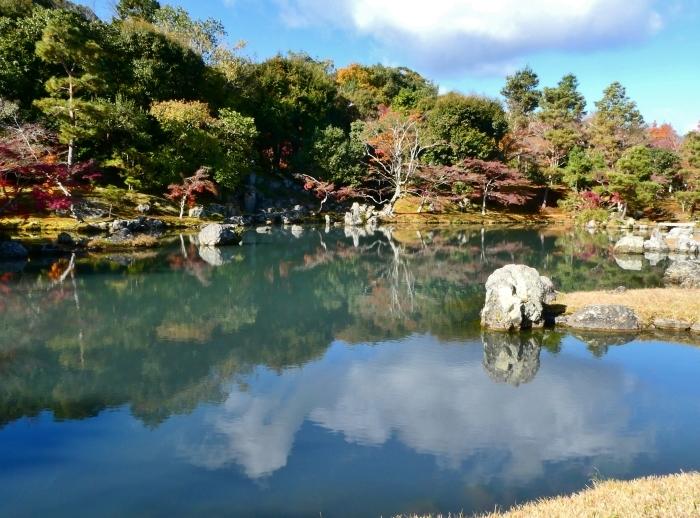 嵯峨・嵐山めぐり、3、天竜寺  2019-12-08 00:00    _b0093754_22025633.jpg