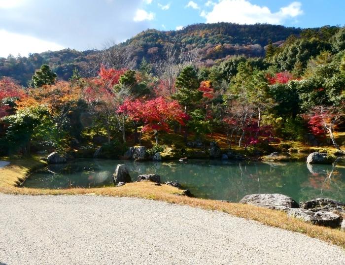 嵯峨・嵐山めぐり、3、天竜寺  2019-12-08 00:00    _b0093754_22031271.jpg