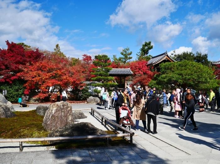 嵯峨・嵐山めぐり、3、天竜寺  2019-12-08 00:00    _b0093754_22370875.jpg