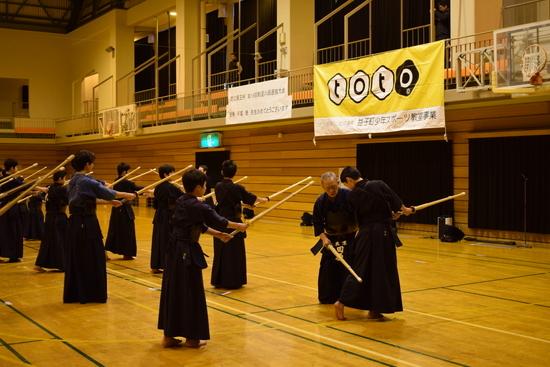記憶に刻まれる「剣道教室」_d0101562_14311240.jpg