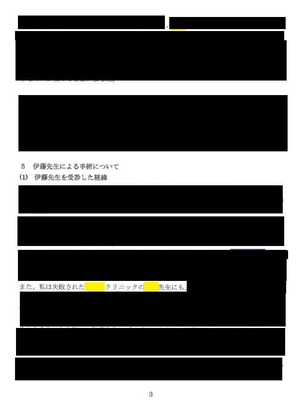 B医師との裁判   東京高等裁判所における 患者さん:betaさん(仮名)さんの証言陳述書_d0092965_03111457.jpg
