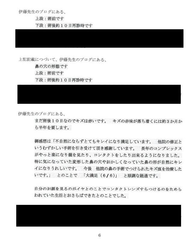 B医師との裁判   東京高等裁判所における 患者さん:betaさん(仮名)さんの証言陳述書_d0092965_03120294.jpg