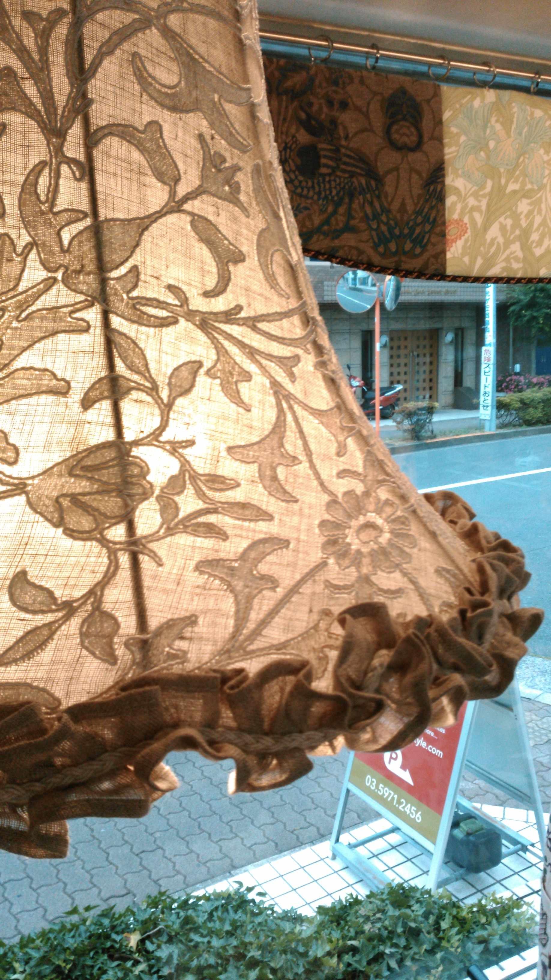 ピュアモリス ペンダントライト モリス正規販売店のブライト_c0157866_20174186.jpg