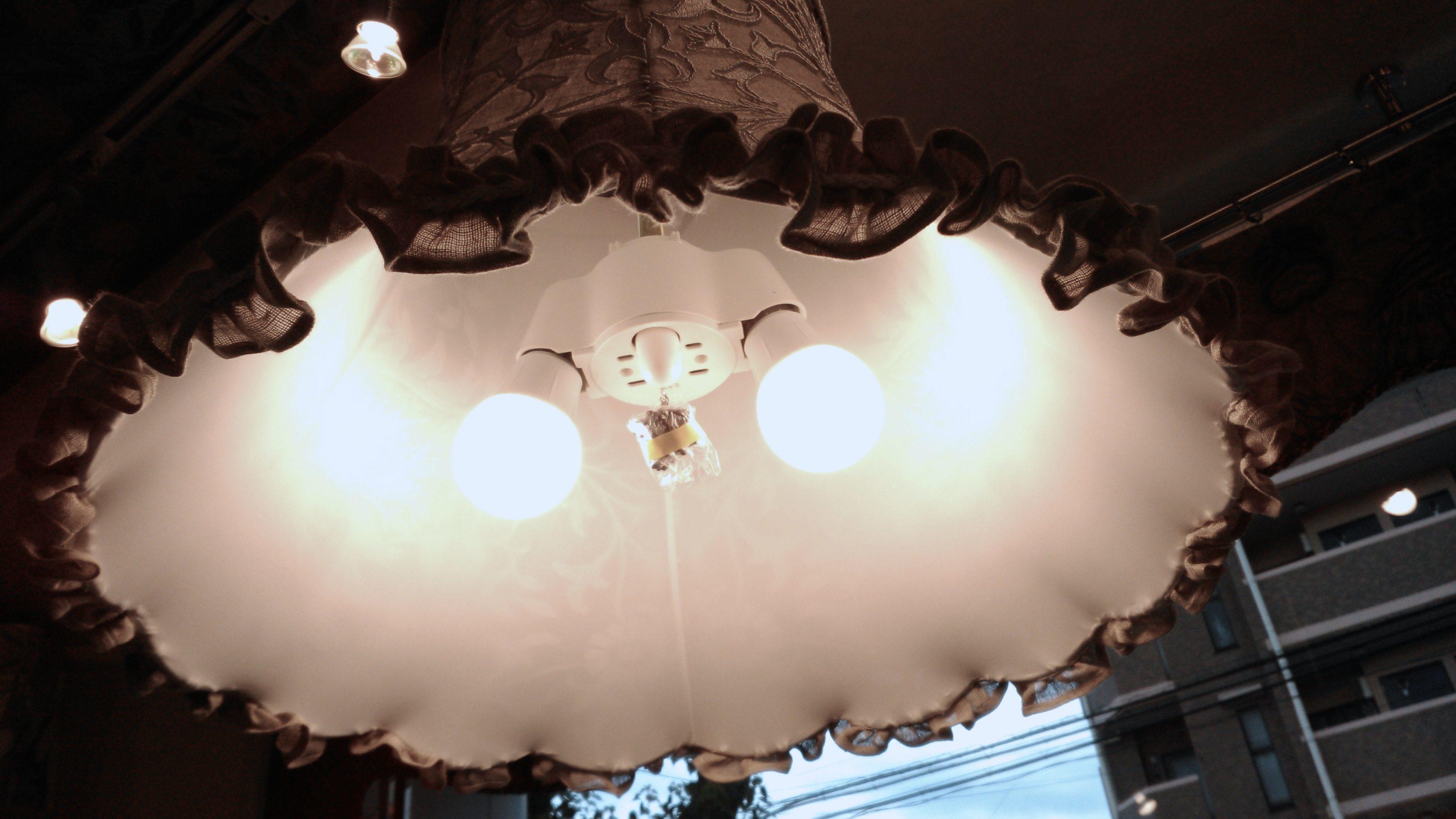 ピュアモリス ペンダントライト モリス正規販売店のブライト_c0157866_20175957.jpg