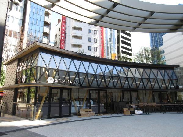 【池袋情報】池袋ウエストゲートパーク(IWGP)にカフェが出現?_c0152767_21085306.jpg