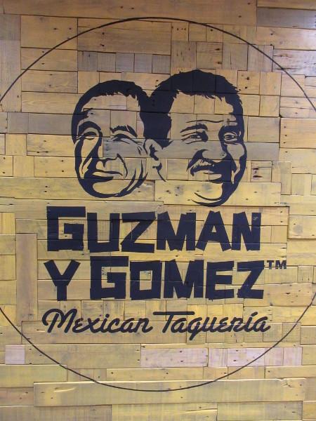 GUZMAN Y GOMEZ ラフォーレ原宿店_c0152767_21251097.jpg