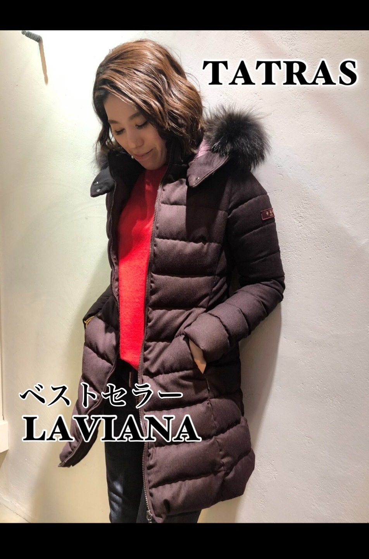 「TATRAS タトラス」おすすめダウン「LAVIANA」のご紹介です。_c0204280_16000211.jpg
