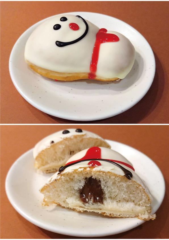 【期間限定】クリスピー・クリーム・ドーナツ『BABY MERRY Holiday』【かわいくておいしい!】_d0272182_17181911.jpg