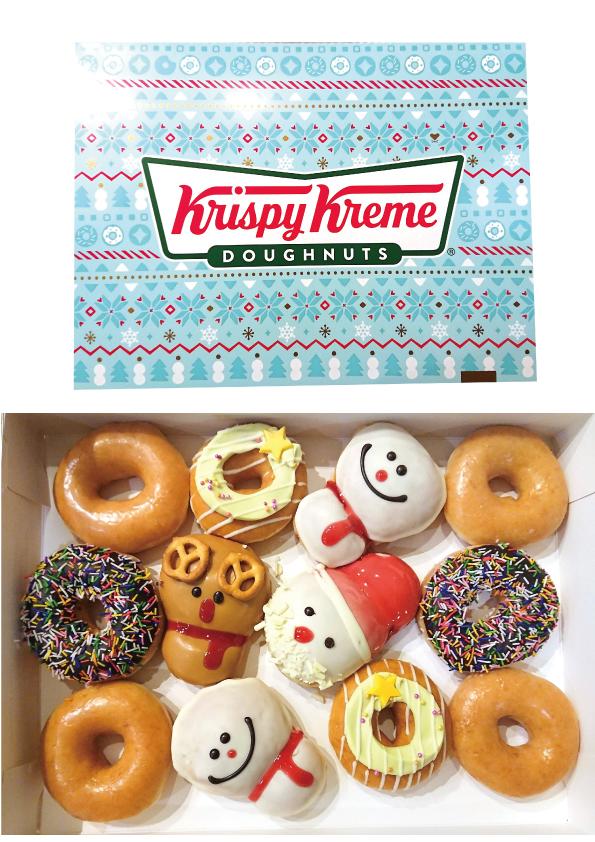 【期間限定】クリスピー・クリーム・ドーナツ『BABY MERRY Holiday』【かわいくておいしい!】_d0272182_17181931.jpg