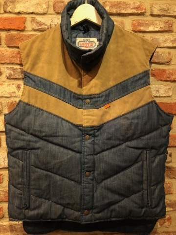 """1950s \"""" ⑤BROTHER \"""" 100% WOOL ‐ マチ付き - VINTAGE C.P.O SHIRTS JACKET ._d0172088_20375978.jpg"""