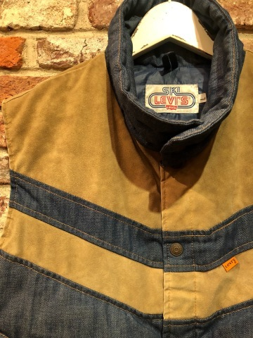 """1950s \"""" ⑤BROTHER \"""" 100% WOOL ‐ マチ付き - VINTAGE C.P.O SHIRTS JACKET ._d0172088_20384097.jpg"""