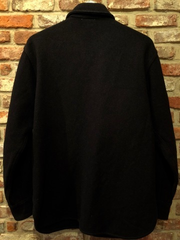 """1950s \"""" ⑤BROTHER \"""" 100% WOOL ‐ マチ付き - VINTAGE C.P.O SHIRTS JACKET ._d0172088_20545476.jpg"""