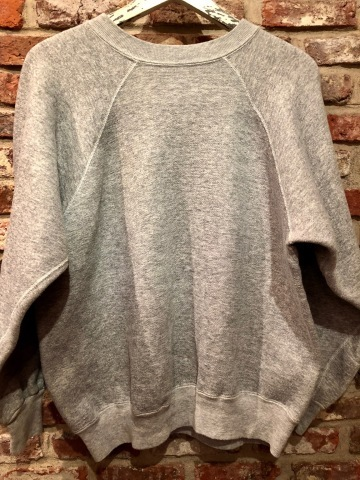 """1950s \"""" ⑤BROTHER \"""" 100% WOOL ‐ マチ付き - VINTAGE C.P.O SHIRTS JACKET ._d0172088_22271254.jpg"""