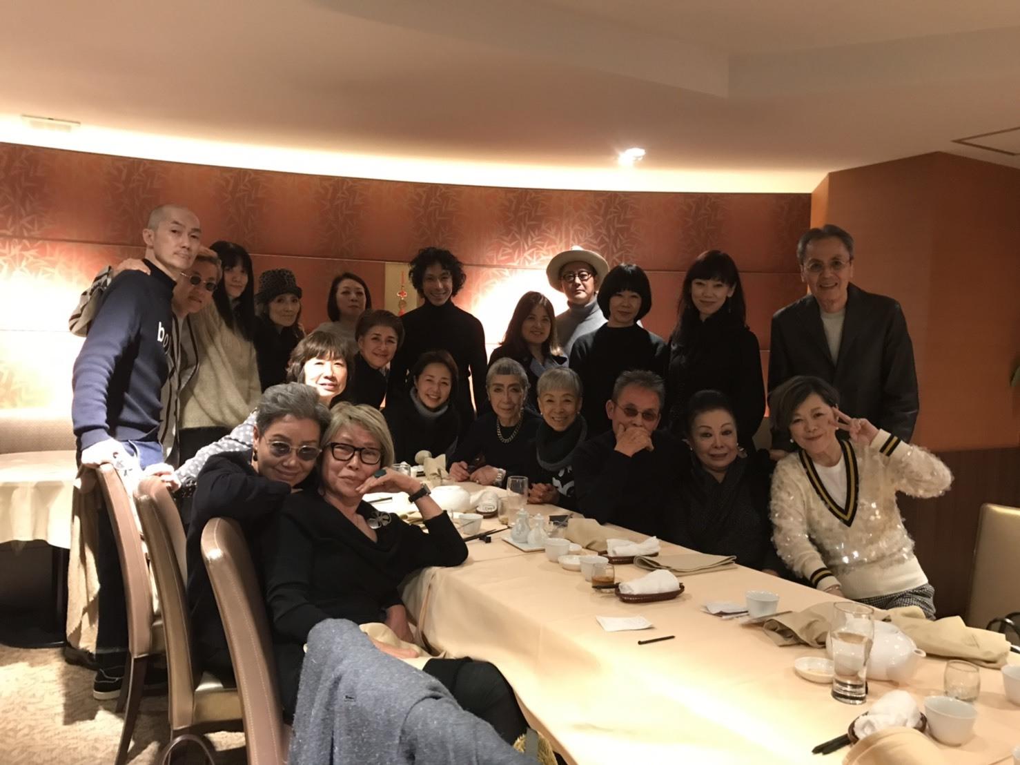 今年最後の恒例のお食事会@CHINA3丁目♪_d0339889_17472109.jpg