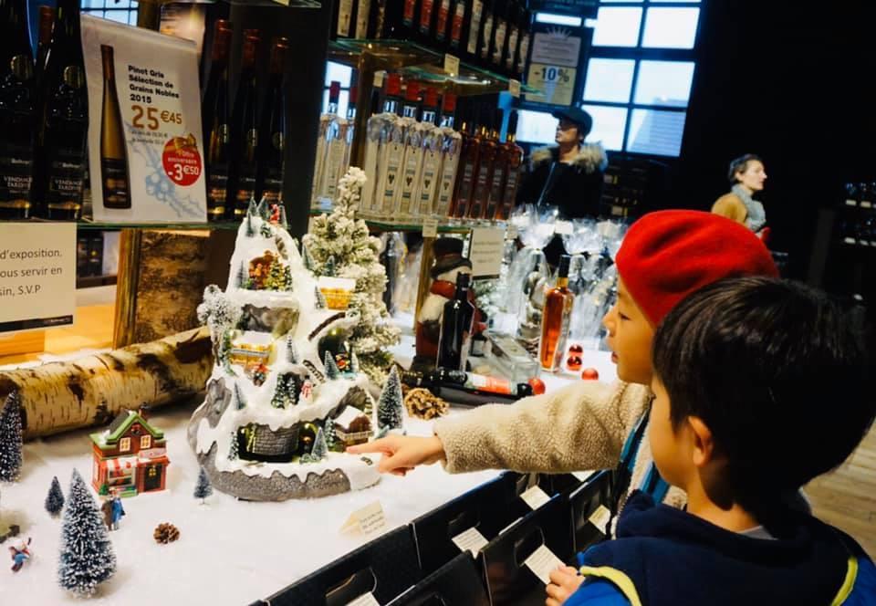 クリスマスマーケット巡りⅡ Eguisheim エギスハイム_a0100596_10403844.jpg