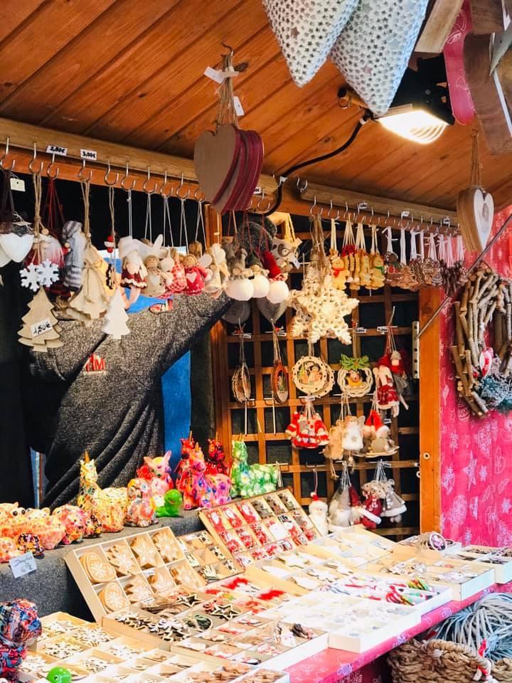クリスマスマーケット巡りⅡ Eguisheim エギスハイム_a0100596_10405002.jpg