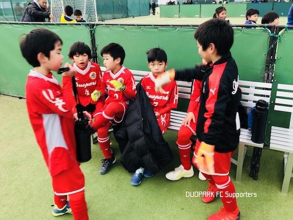 【DUOPARK FC フットサル大会】お疲れ様でした〜 December 1, 2019_c0365198_00024974.jpg