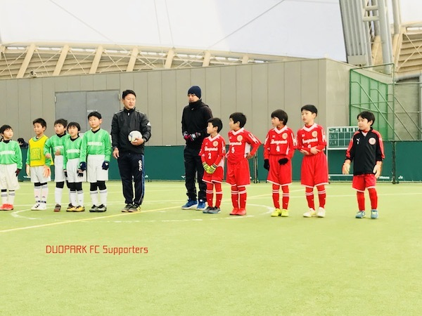 【DUOPARK FC フットサル大会】お疲れ様でした〜 December 1, 2019_c0365198_00024977.jpg