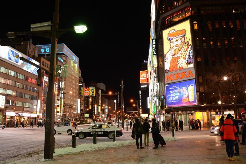 新幹線で北海道へ(4)札幌_a0148206_10444939.jpg