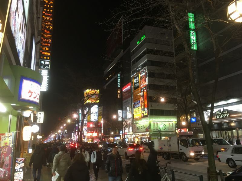 新幹線で北海道へ(4)札幌_a0148206_10472330.jpg