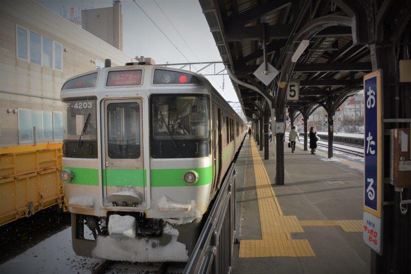 新幹線で北海道へ(3)小樽_a0148206_16224843.jpg