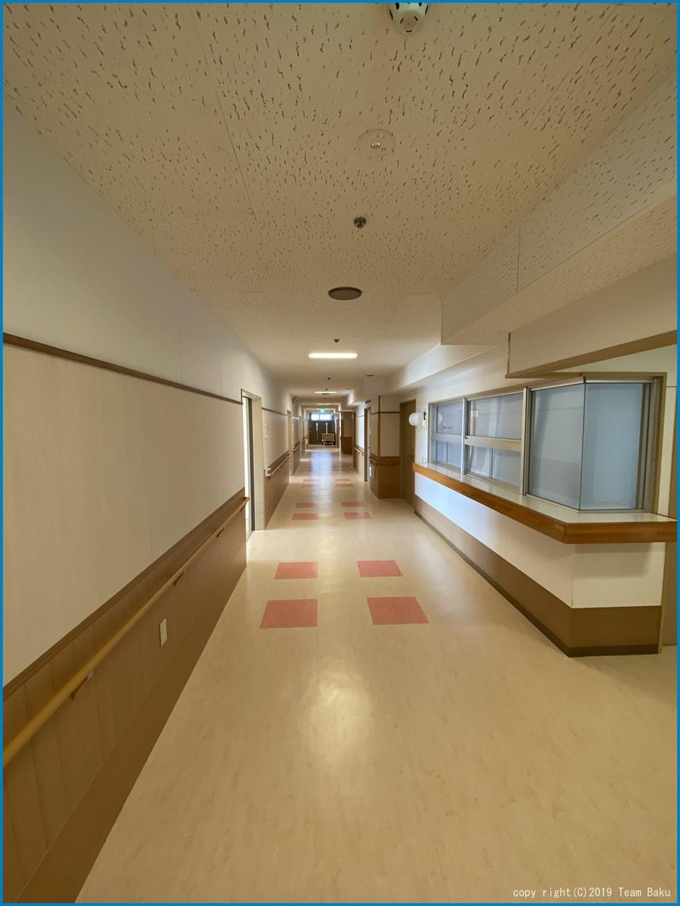 N病院グループ Nナーシング南館 改修・増築工事 4_c0376508_18053460.jpg