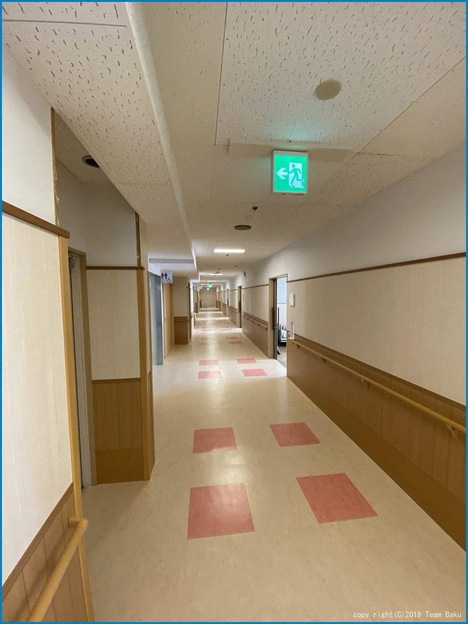 N病院グループ Nナーシング南館 改修・増築工事 4_c0376508_18053744.jpg