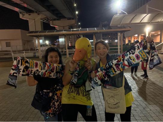 ONE OK ROCK ライブに行って来た 2019 @マリンメッセ福岡_f0085810_01020046.jpg