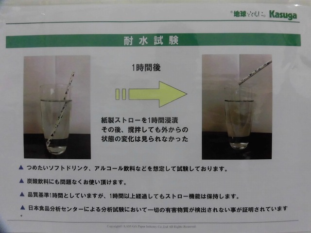 紙ストローと「SDGs」のアイコンが印象的! 第13回富士市環境フェア_f0141310_07492823.jpg
