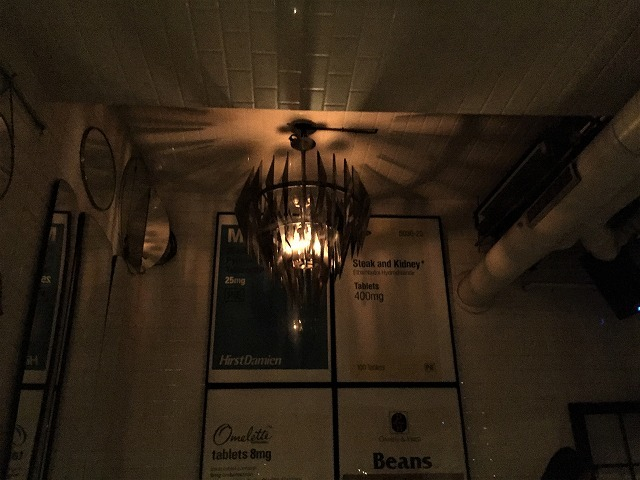 レストラン Boca Grande_b0064411_00032985.jpg