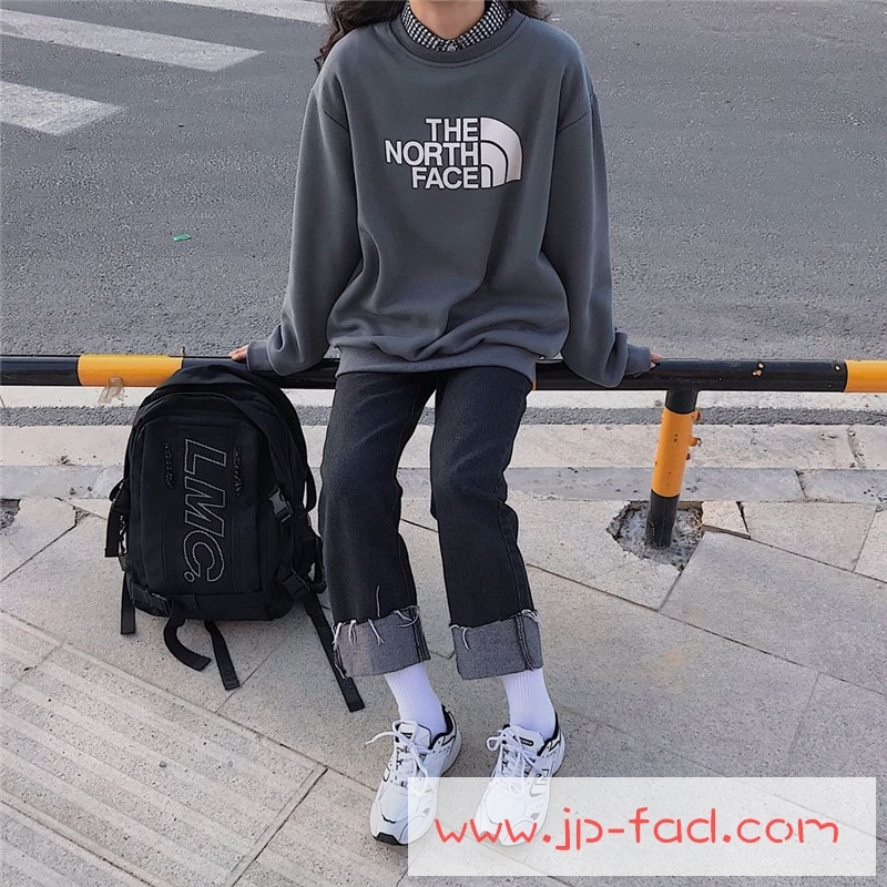 ノース·フェイス ⋆ディオール秋冬新作スウェットトレーナー!ファッション感と保温性が兼ね備えるアイテム☆_e0412022_17462345.jpg