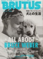 写真家ブルース・ウェーバー 犬との生活_d0041124_18381369.jpg