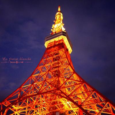 と或る日の『Candle tower』_d0361125_23455753.jpg
