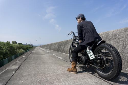 中村 真隆 & Harley-Davidson FXEF1200(2019.08.25/MATSUZAKA)_f0203027_18113998.jpg