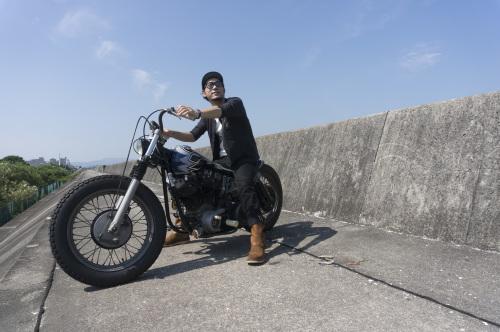 中村 真隆 & Harley-Davidson FXEF1200(2019.08.25/MATSUZAKA)_f0203027_18114940.jpg
