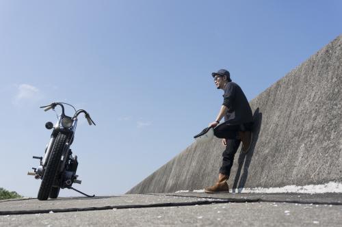 中村 真隆 & Harley-Davidson FXEF1200(2019.08.25/MATSUZAKA)_f0203027_18121141.jpg