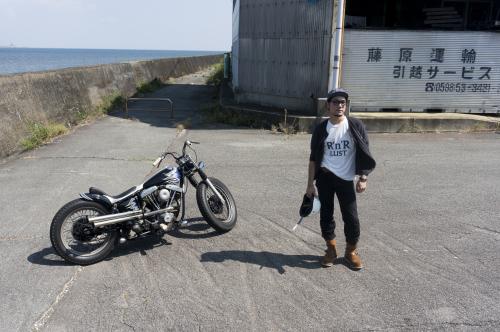 中村 真隆 & Harley-Davidson FXEF1200(2019.08.25/MATSUZAKA)_f0203027_18122902.jpg