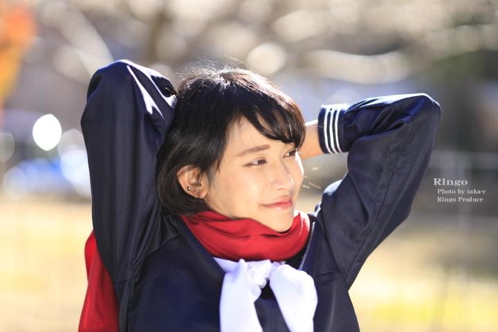 林檎 presents 廃線 × セーラー服_f0253927_20450401.jpg