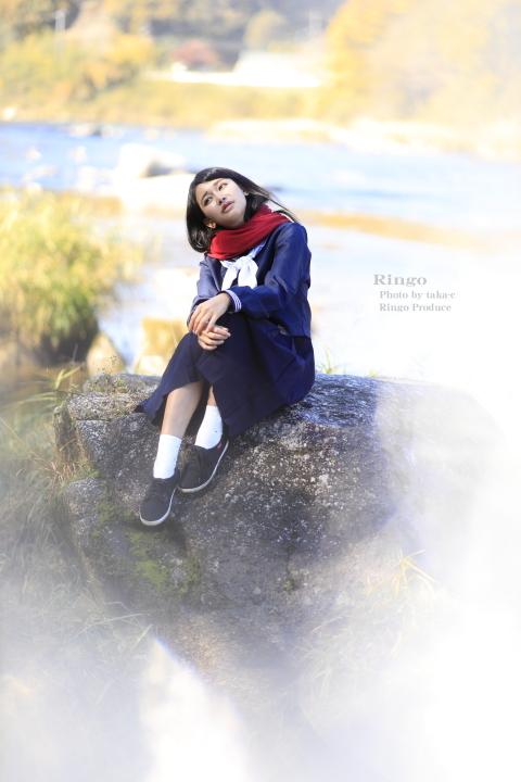 林檎 presents 廃線 × セーラー服_f0253927_20460536.jpg