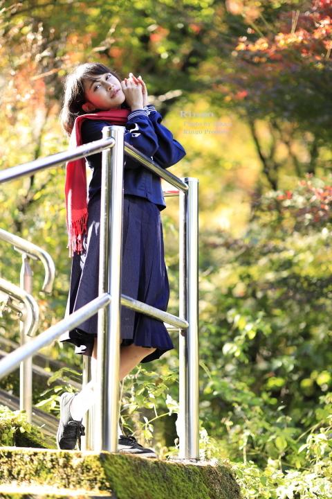 林檎 presents 廃線 × セーラー服_f0253927_20460667.jpg