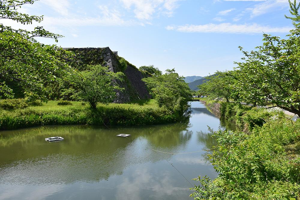 丹波国篠山城跡を歩く。 その1 ~内堀~_e0158128_15552448.jpg
