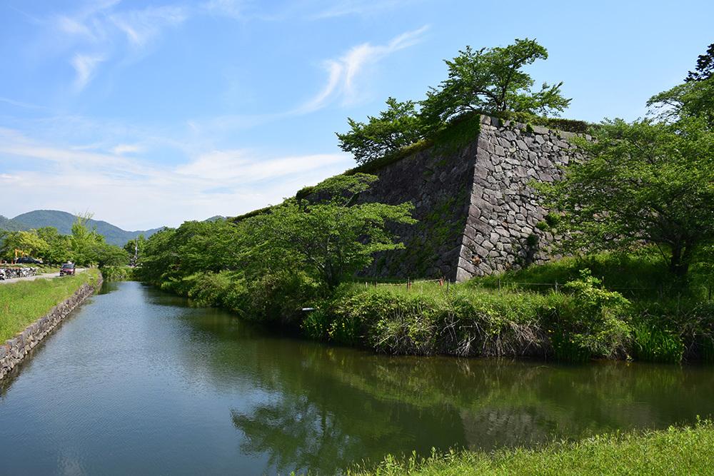 丹波国篠山城跡を歩く。 その1 ~内堀~_e0158128_15565472.jpg