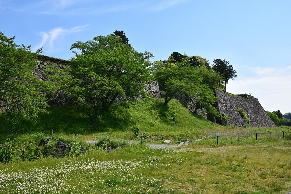 丹波国篠山城跡を歩く。 その1 ~内堀~_e0158128_15582668.jpg