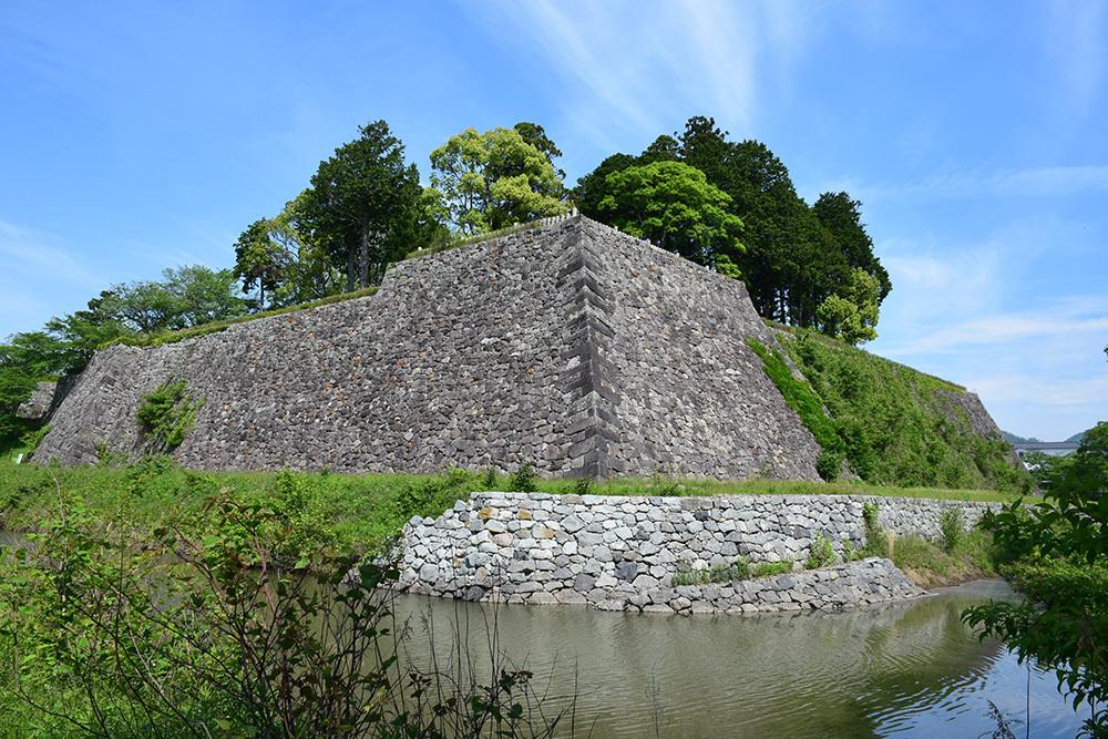丹波国篠山城跡を歩く。 その1 ~内堀~_e0158128_16041789.jpg