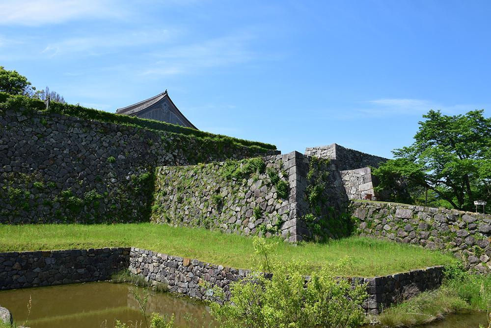 丹波国篠山城跡を歩く。 その1 ~内堀~_e0158128_16071319.jpg