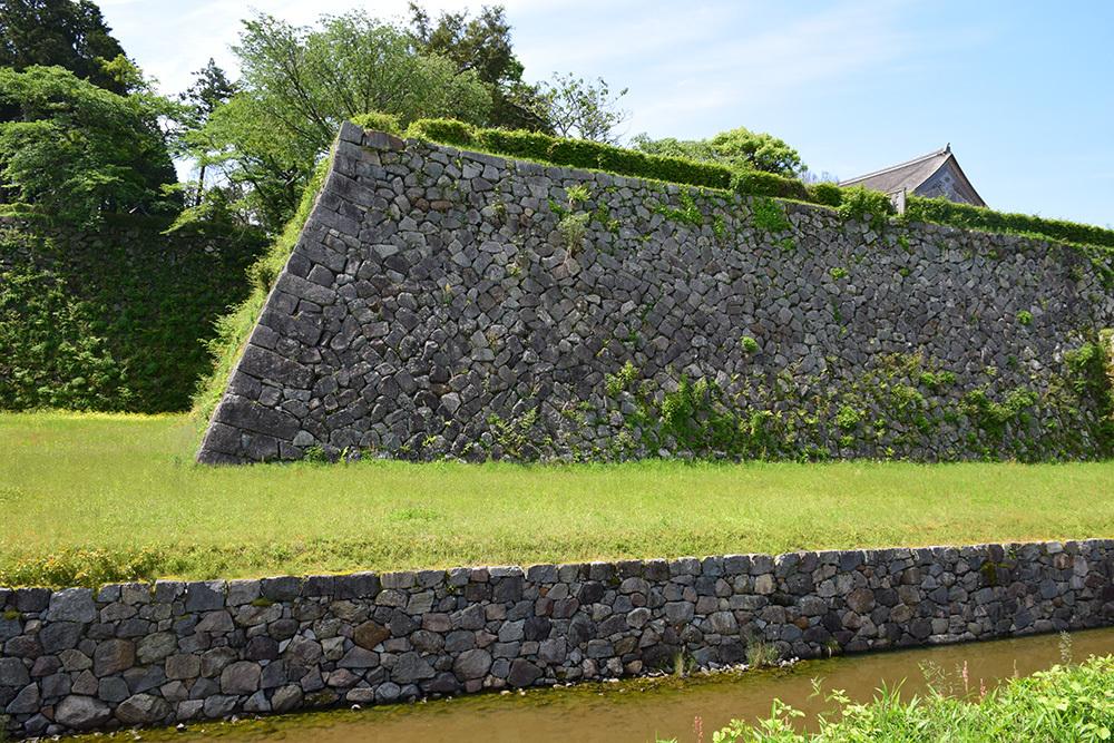 丹波国篠山城跡を歩く。 その1 ~内堀~_e0158128_16160603.jpg